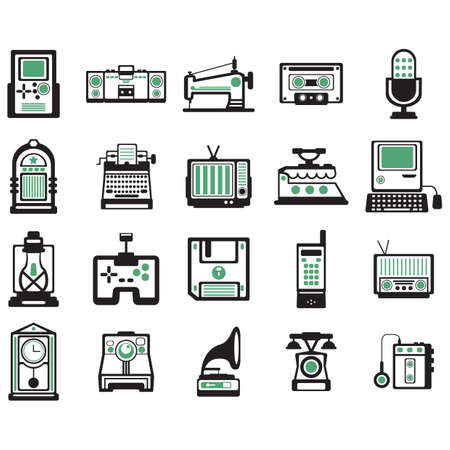 transistor: retro devices