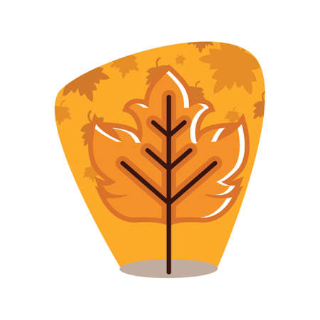 leaf: maple leaf