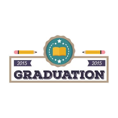 fifteen: two thousand fifteen graduation label
