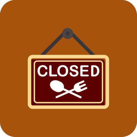 closed: closed board