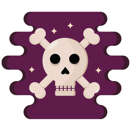 crossbones: skull with crossbones