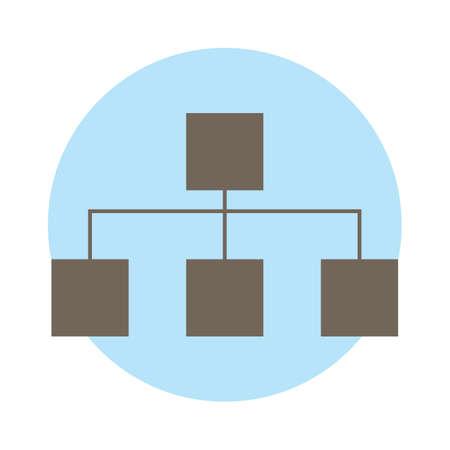 graphic: graphic design of chart Illustration