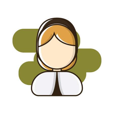 pilgrim: pilgrim woman
