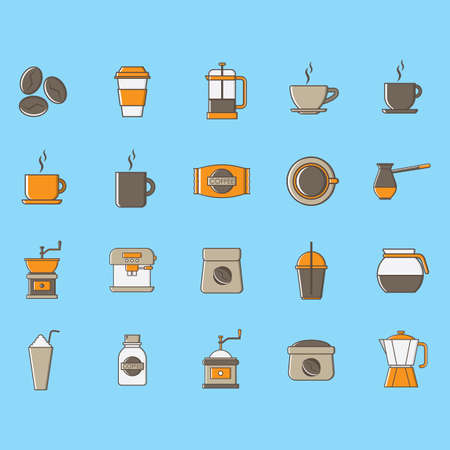 coffee blender: coffee collection