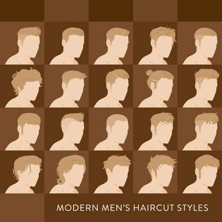 haircut: modern men haircut styles