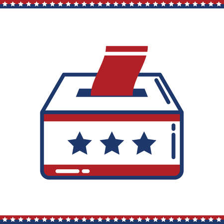 ballot box: ballot box