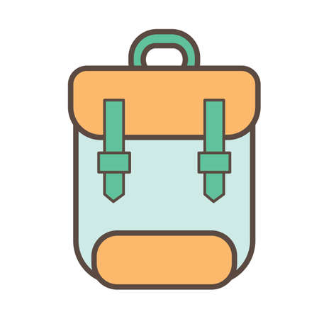 mochila escolar: bolsa para la escuela