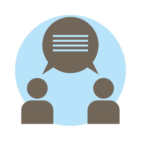 communication concept: communication concept icon