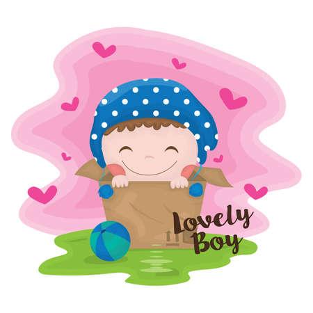 lovely: lovely boy