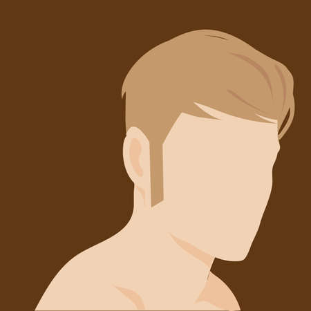 man haircut: modern man haircut style