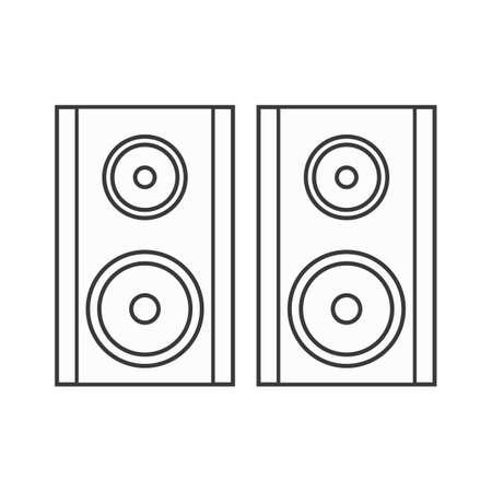 speakers: speakers Illustration