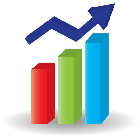 bar graph: bar graph with progress