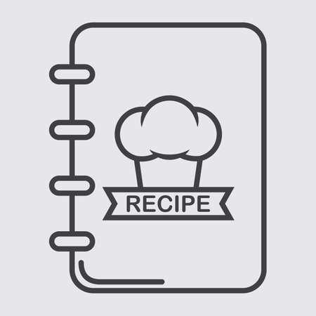 Receptenboek Stockfoto - 51724420