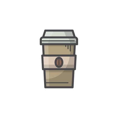 takeaway: takeaway cup