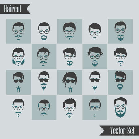 haircut: collection of haircut styles