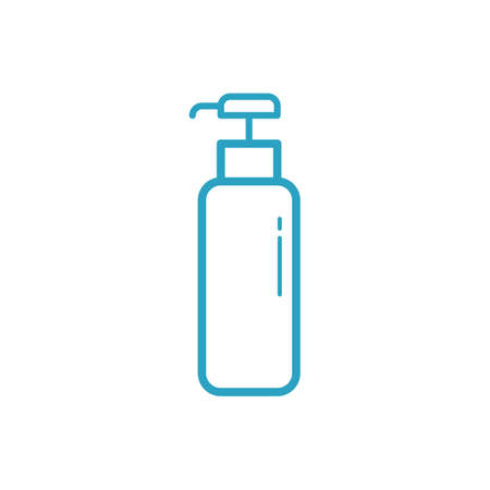 toiletry: toiletry bottle