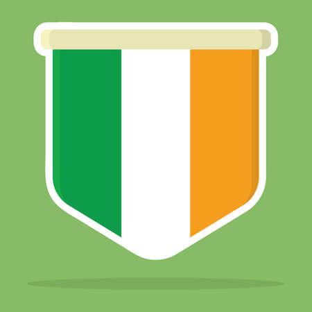 flag: ireland flag