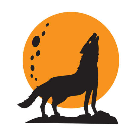 howl: wolf howling