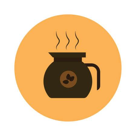 jug: hot coffee jug