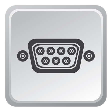 vga: puerto VGA