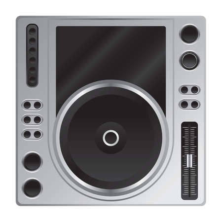 equipment: audio equipment Illustration