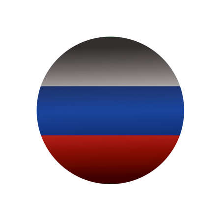 national identity: russia flag