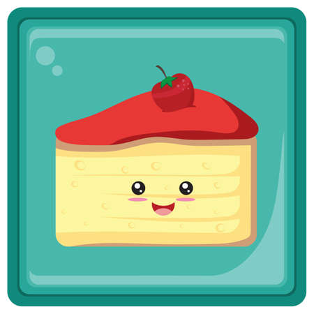 cheese cake: strawberry cheese cake