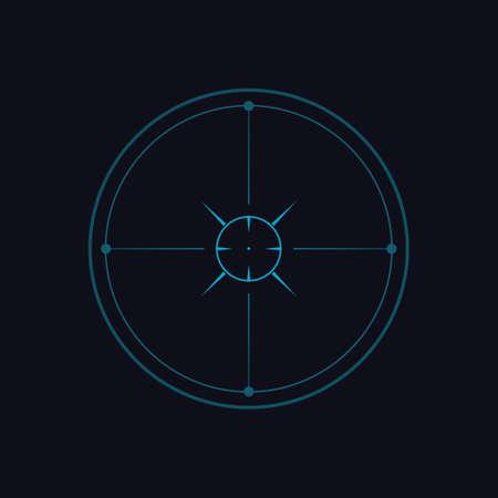 hindsight: crosshair