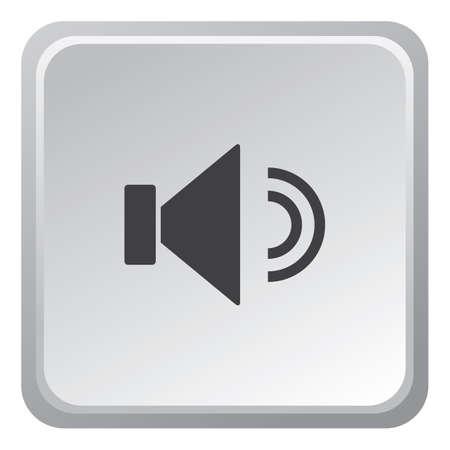 volume: speaker volume Illustration