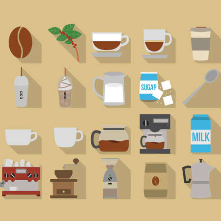 sugar cube: coffee collection
