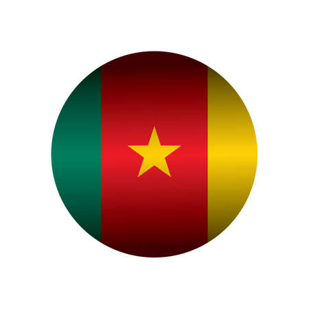 national identity: cameroon flag