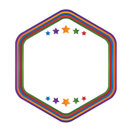 rainbow: creative rainbow label design