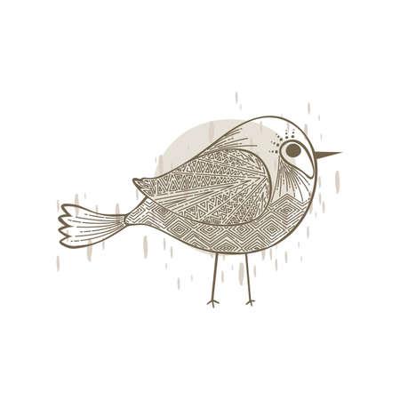 oviparous: bird
