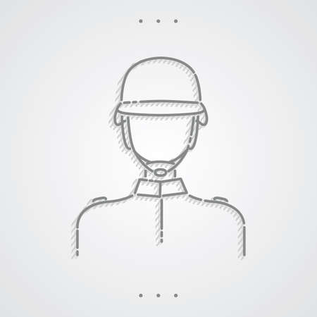 trooper: soldier