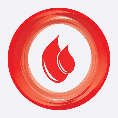 hemoglobin: blood drops