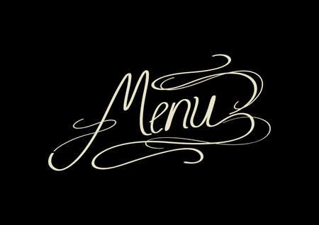 word: word menu