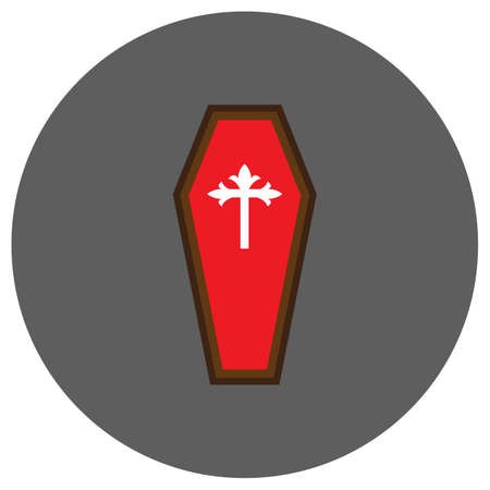 coffin: coffin Illustration