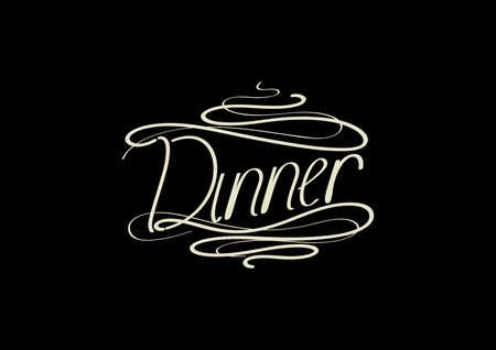 word: word dinner