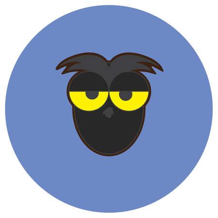 stare: owl