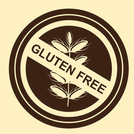 glutenvrij label