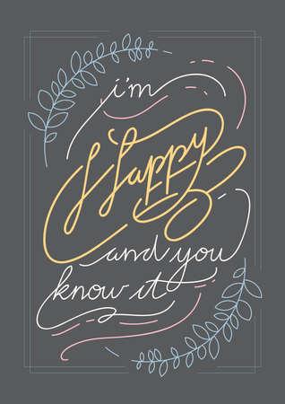 happy: happy card