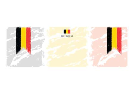 belgium flag: belgium flag banner