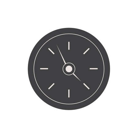 orologio da parete: orologio da muro Vettoriali