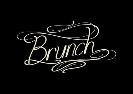 word brunch