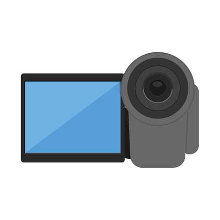 footage: camcorder