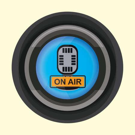 air: on air microphone