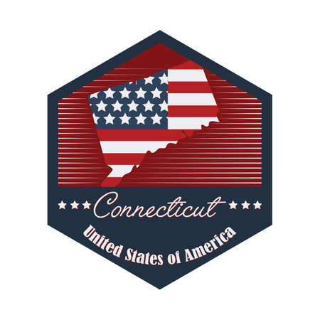 connecticut: connecticut label