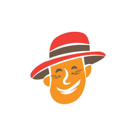 apparel part: man smiling