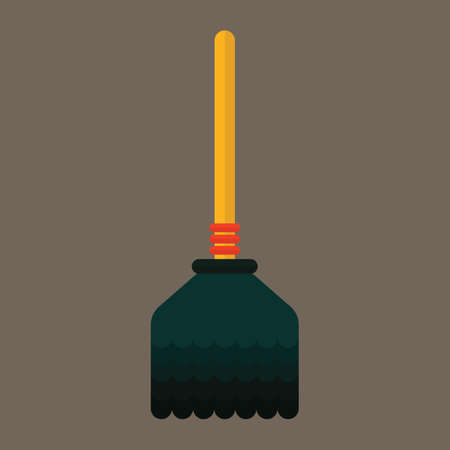 broomstick: broomstick Illustration