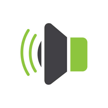 speaker icon: speaker icon Illustration